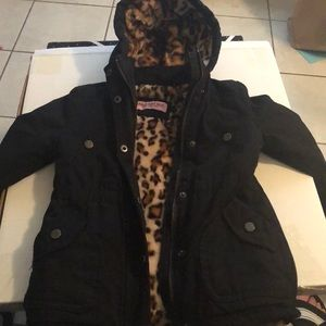 Urban Republic Jackets & Coats - Black winter coat for toddler girl